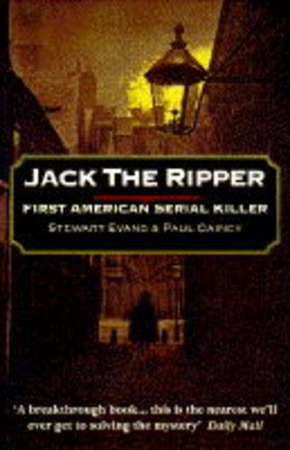 Jack the Ripper By Stewart P. Evans