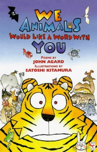 We Animals Would Like A Word With You By John Agard