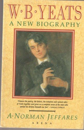 W.B.Yeats By A. Norman Jeffares