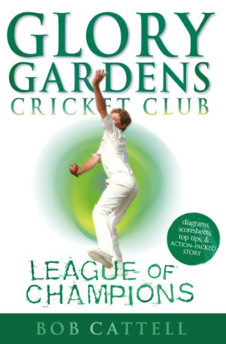 Glory Gardens 5 - League of Champions by Bob Cattell