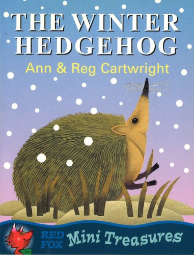 Winter Hedgehog (Mini Treasure) By Ann Cartwright