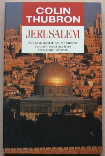 Jerusalem (The Century travellers) By Colin Thubron