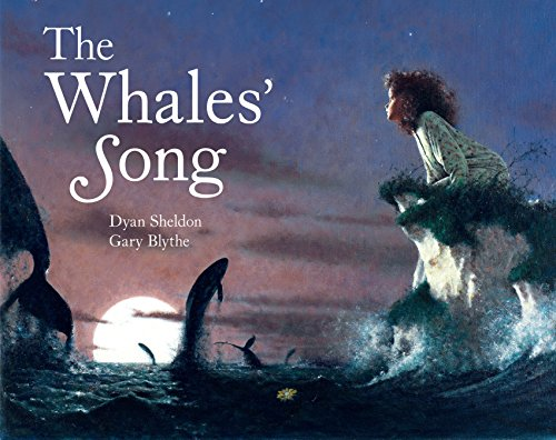 The Whales' Song (Red Fox Picture Books) By Dyan Sheldon