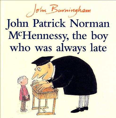 John Patrick Norman McHennessy By John Burningham