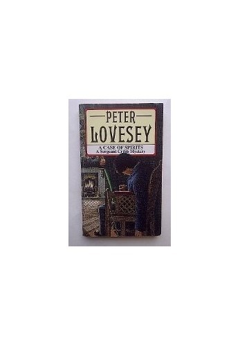 A Case of Spirits By Peter Lovesey