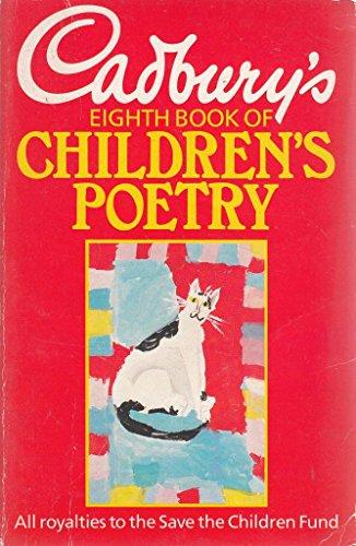 Cadbury's Book of Children's Poetry: 8th (Red Fox poetry books) By Cadbury