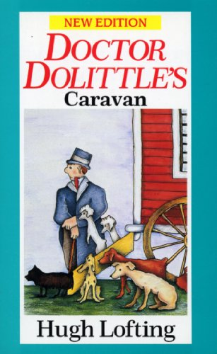 Dr. Dolittle's Caravan (Red Fox Older Fiction) By Hugh Lofting