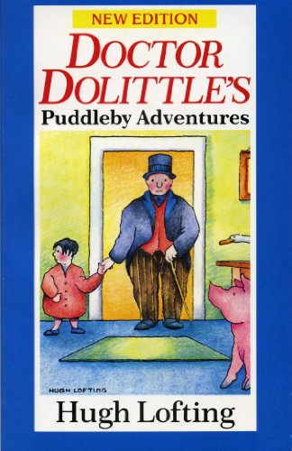 Doctor Dolittle's Puddleby Adventure By Hugh Lofting