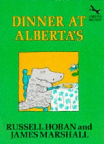 Dinner at Albertas By Russell Hoban