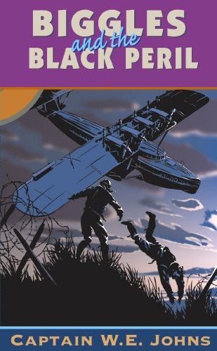 Biggles and the Black Peril By W. E. Johns
