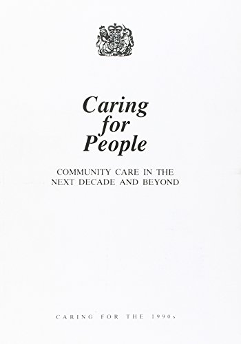Caring for People By Dept.of Health