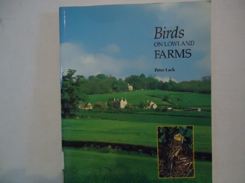 Birds on Lowland Farms By Agriculture,Fish.& Food,Min.of