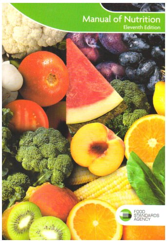 Manual of Nutrition by Food Standards Committee