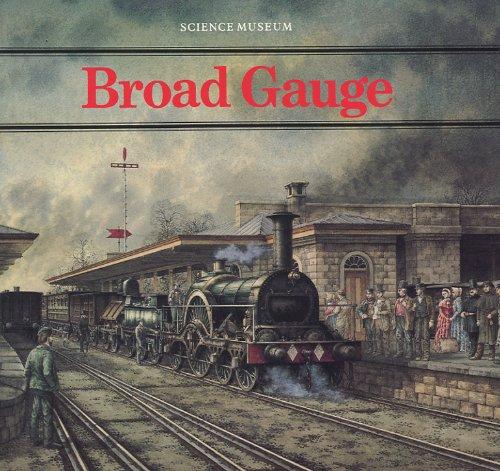 Broad Gauge By The Science Museum