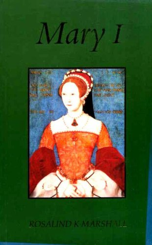 Mary I By National Portrait Gallery