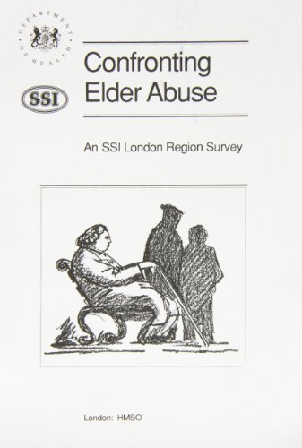 Confronting Elder Abuse By Dept.of Health