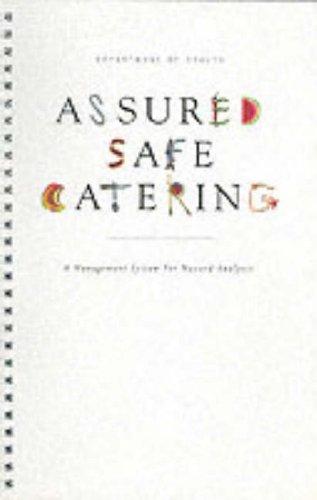 Assured Safe Catering By Dept.of Health
