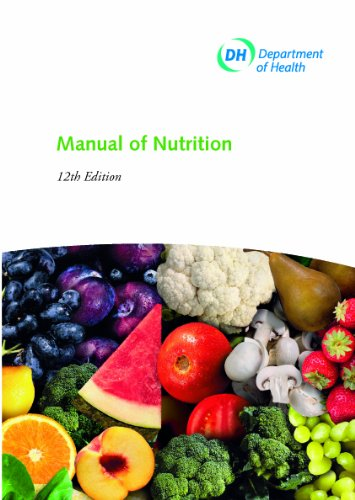 Manual of nutrition By Great Britain Department of Health