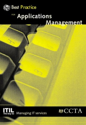 Application Management By Great Britain: Office of Government Commerce