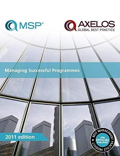 Managing successful programmes By Rod Sowden