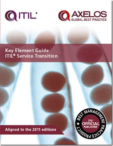 Key element guide ITIL service transition By Stuart Rance