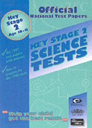 Official National Test Papers: Key Stage 2 By Qualifications and Curriculum Authority