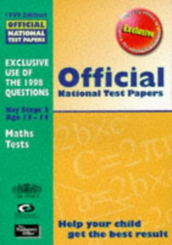 Official National Test Papers By Qualifications and Curriculum Authority