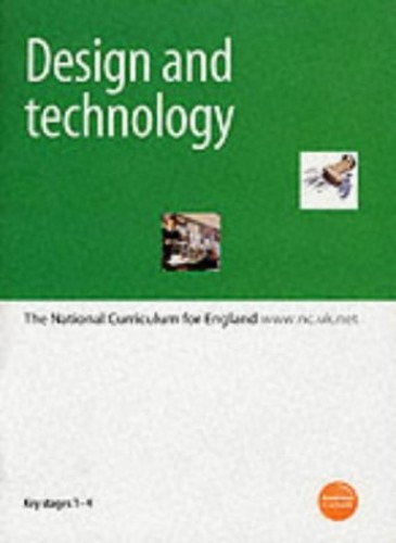 Design and Technology By Education & Employment,Department for