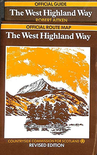 The West Highland Way By Countryside Commission for Scotland