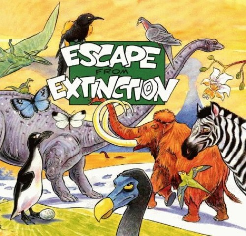 Escape from Extinction By National Museums of Scotland