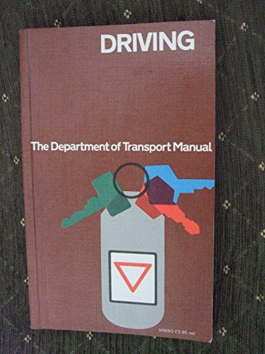 Driving Manual By Transport,Dept.of