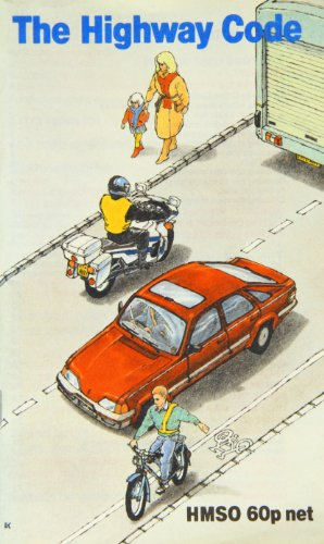 The Highway Code By Transport,Dept.of