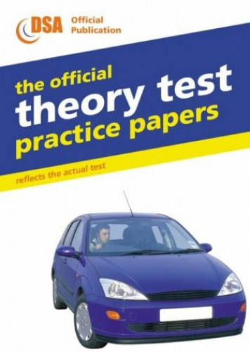 The Official Theory Test Practice Papers (Driving Skills) By Driving Standards Agency