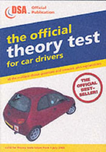 The Official Theory Test for Car Drivers By Driving Standards Agency