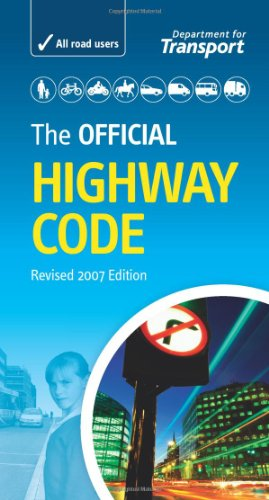 The Official Highway Code By Great Britain: Department for Transport