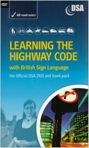 "Learning the ""Highway Code"" with British Sign Language By Driving Standards Agency"