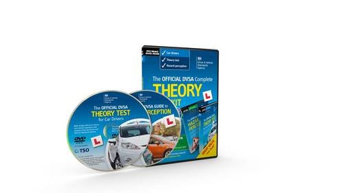 The Official DVSA Complete Theory Test Kit: 2014 by Driver and Vehicle Standards Agency (DVSA)