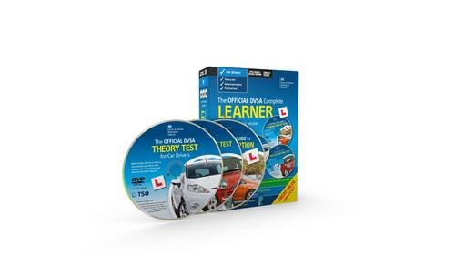 The Official DVSA complete learner driver pack [electronic version] By Driver and Vehicle Standards Agency (DVSA)