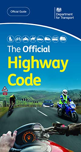 Official Highway Code By Driver and Vehicle Standards Agency (DVSA)