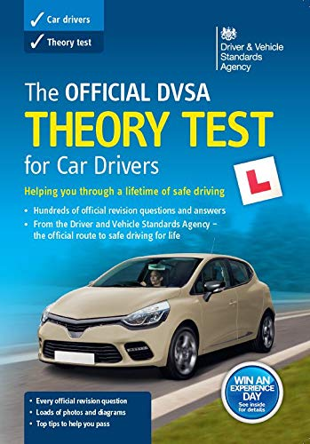 The Official DVSA Theory Test for Car Drivers: 2016 by Driver and Vehicle Standards Agency (DVSA)