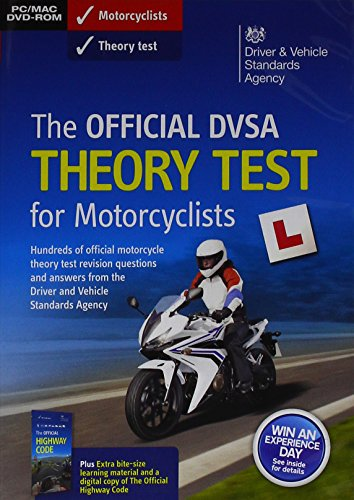 The official DVSA theory test for motorcyclists By Driver and Vehicle Standards Agency