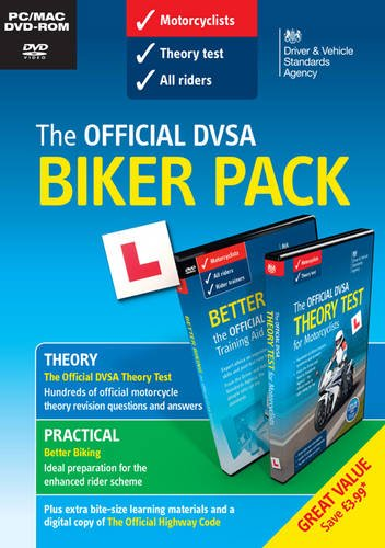 The official DVSA biker pack By Driver and Vehicle Standards Agency