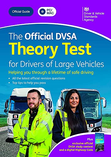 The official DVSA theory test for car drivers [DVD-ROM] By Driver and Vehicle Standards Agency