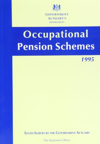 Occupational Pension Schemes By Great Britain: Government Actuary's Dept.