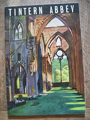 Tintern Abbey By O E Craster