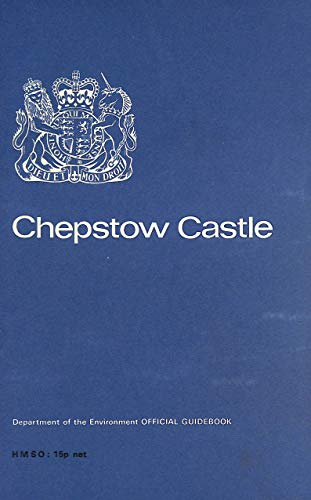 Chepstow Castle Monmouthshire By John Clifford Perks