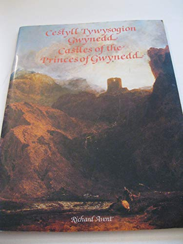 Castles of the Princes of Gwynedd By Great Britain: Welsh Office