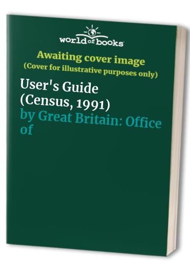 Census, 1991 By Great Britain Office of Population Censuses and Surveys