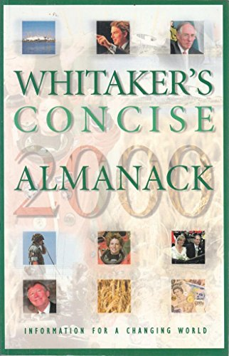 Whitaker's Concise Almanack By unknown