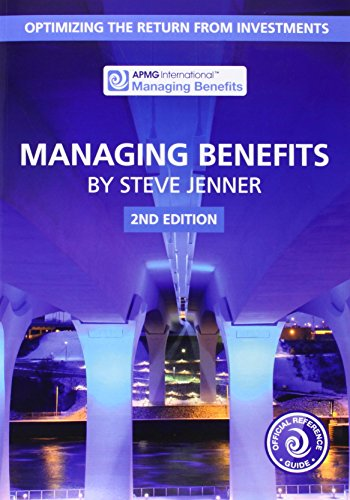 Managing Benefits: Optimizing the Return from Investments by Steve Jenner
